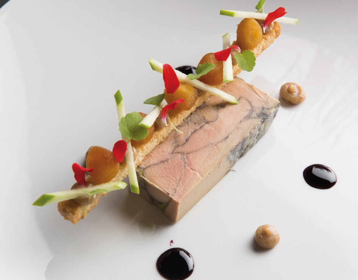 Le foie gras à toutes les sauces